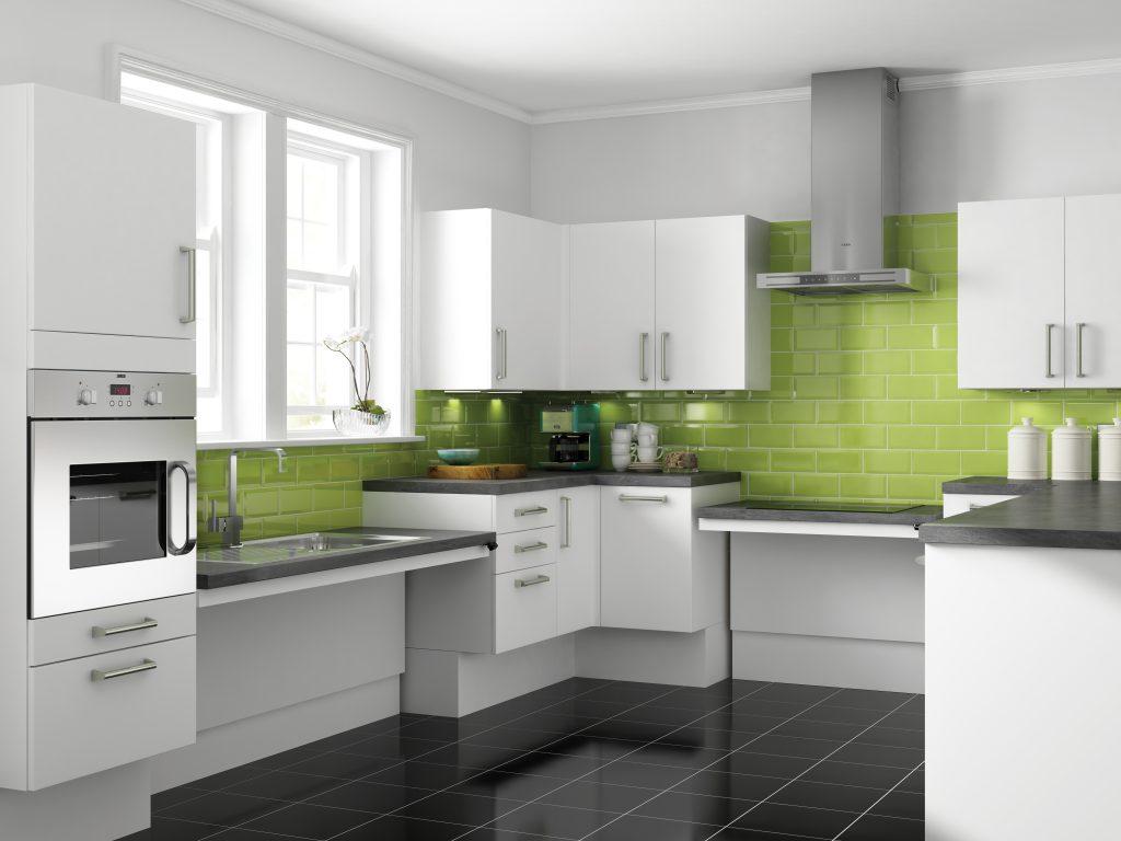 Accessible Kitchen Kent