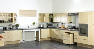 Easy Access Kitchen