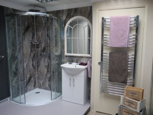 Nightingale Bathrooms Mini Showroom