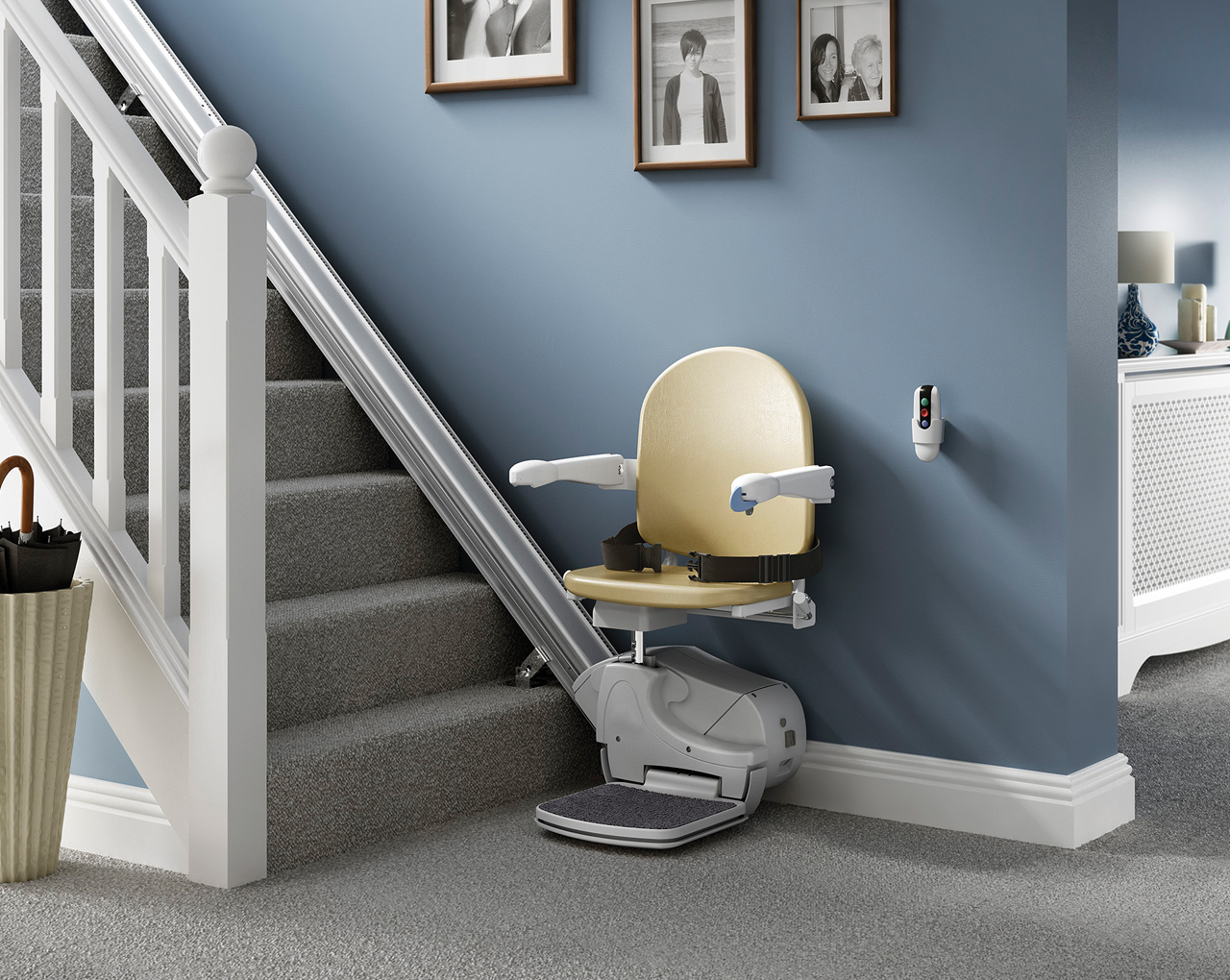 950 Compact Stair lift